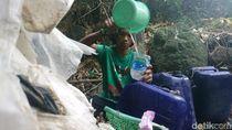 200 KK Terdampak Kekeringan di Cilegon, Bantuan Air Bersih Disalurkan