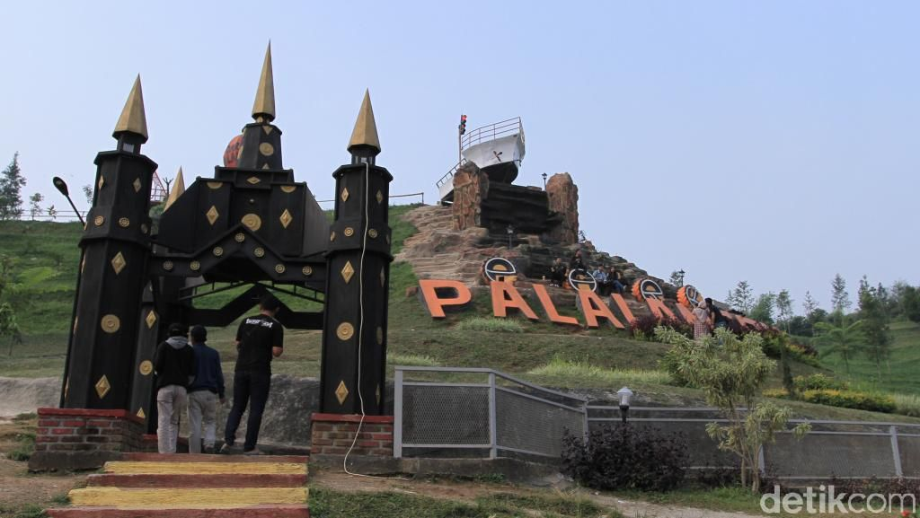 Yang baru di Kabupaten Bandung: Palalangon Park