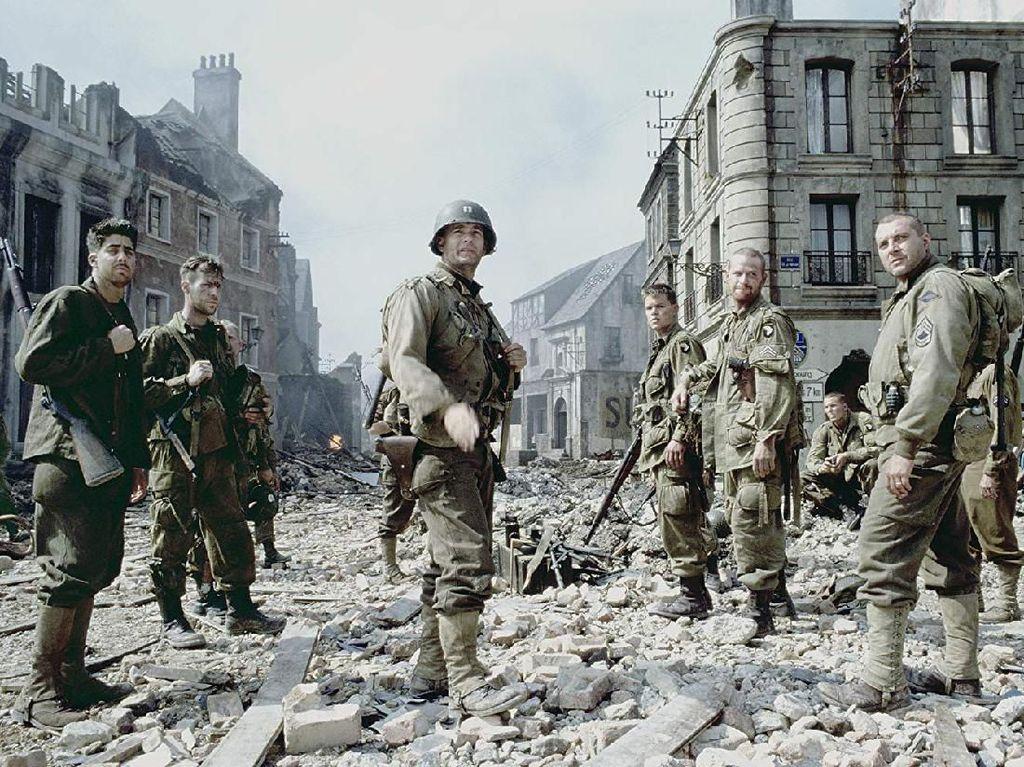 7 Film Perang Dunia II, Jangan Nonton di Dunia21 dan Gudangmovies21