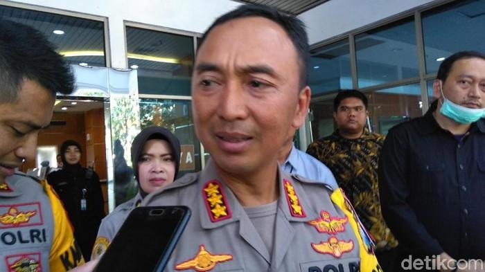 Kapolrestabes Surabaya Kombes Sandi Nugroho/Foto: Deny Prastyo Utomo