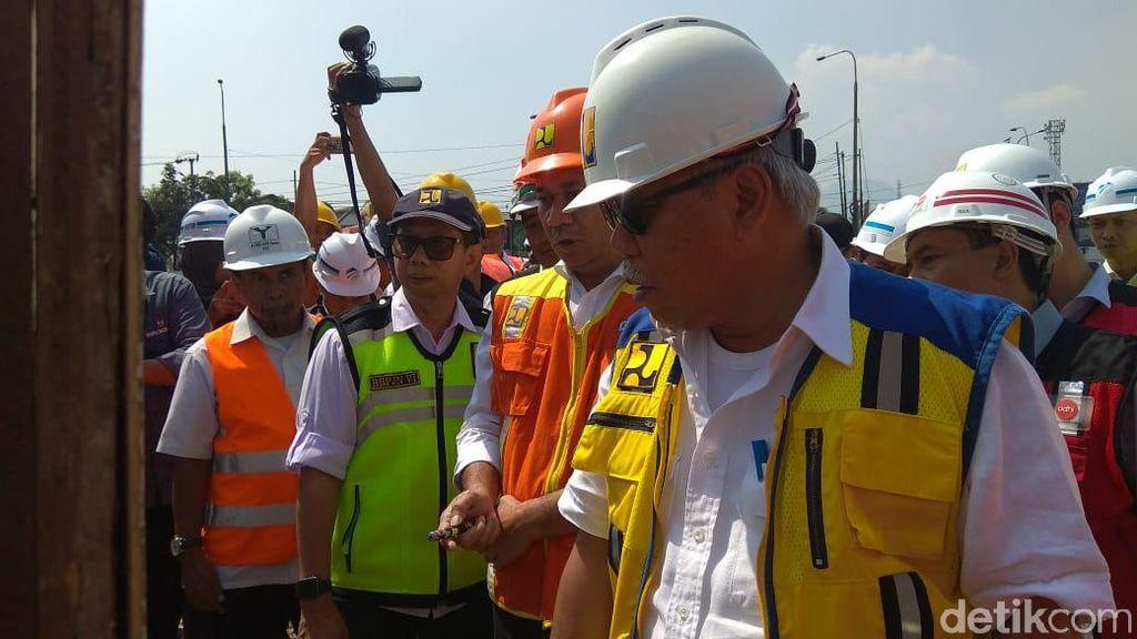 Basuki Jengkel Tol Cisumdawu yang Digarap China Lelet