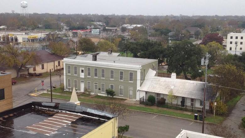 Hotel Magnolia di Texas (hauntedmagnoliahotel/Instgram)