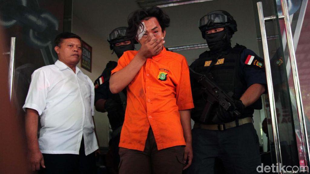 Polisi Bekuk 2 Perampok Toko Kelontong, Satu Tewas Tertembak