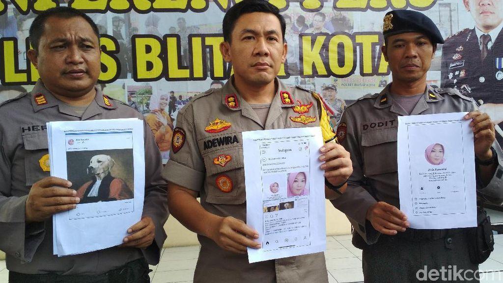 Status Hukum Akun Penghina Jokowi Ditentukan 1x24 Jam