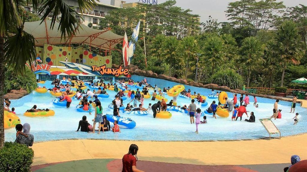 Libur Sekolah, The Jungle Waterpark Tawarkan Promo Khusus Pelajar
