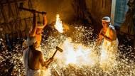 Ragam Aktivitas Pekerja di Dunia dari Balik Lensa Kamera