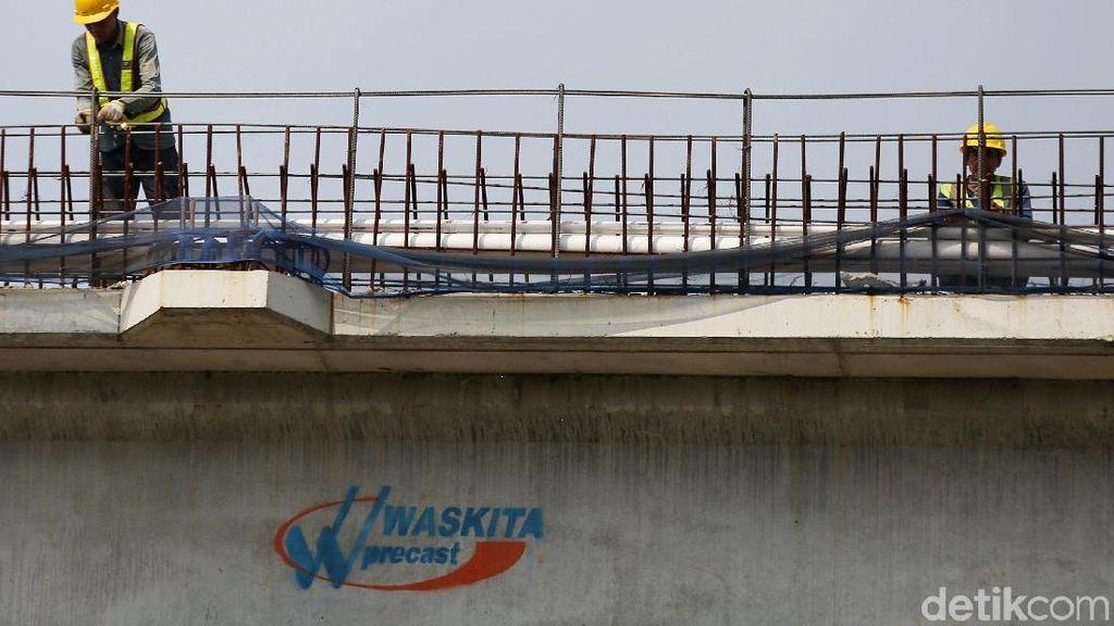 Garap Proyek Masjid Istiqlal sampai Tol Becakayu, Begini Kas Waskita?