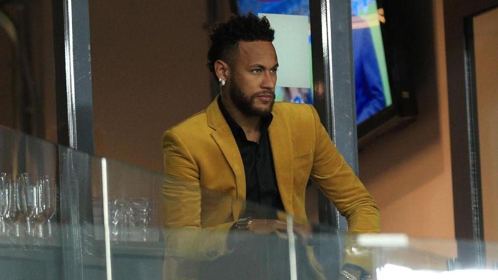 Fans Juve Impikan Neymar