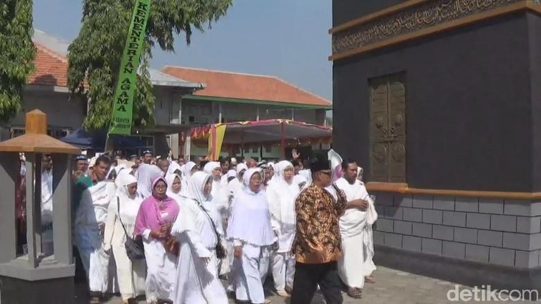 Ratusan Jemaah Haji di Mojokerto Diisukan Fiktif, Ternyata Pindah Alamat