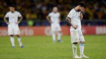 Messi Masih Menanti Trofi Bersama Timnas Argentina