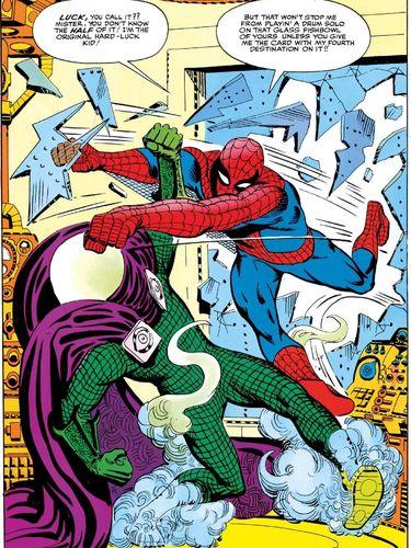 Siapakah Mysterio Musuh Baru Spider-Man?