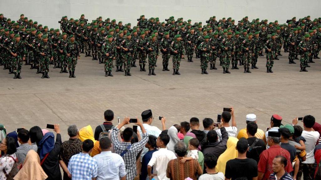 Gaji TNI Diusulkan Naik, Begini Faktanya