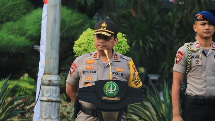 Foto: Kapolda Metro Jaya Irjen Gatot Eddy (dok.Polda Metro Jaya)