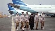 Ungkapan Kebahagiaan Anne Avantie tentang Kebaya Pramugari Garuda
