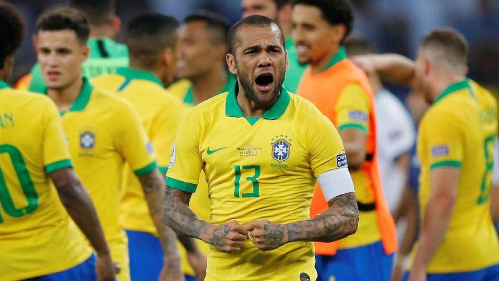 Jika Tak Laku Lagi, Alves Siap Jadi Wartawan