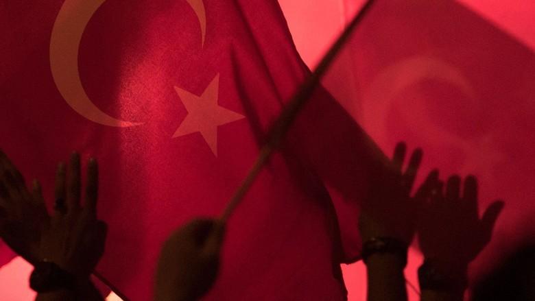 Turki Kembali Tangkap Lebih dari 100 Orang Diduga Terkait Kudeta Gagal