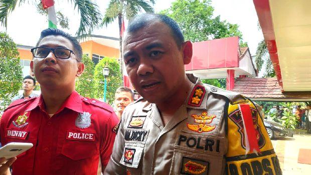 Kapolres Bogor AKBP AM Dicky