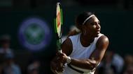 Wimbledon: Serena Menang Straight Set, Sharapova Mundur karena Cedera