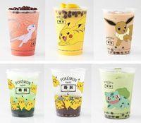 Cute Banget! Kini Ada Bubble Tea Pokémon dengan Warna-warni Cantik