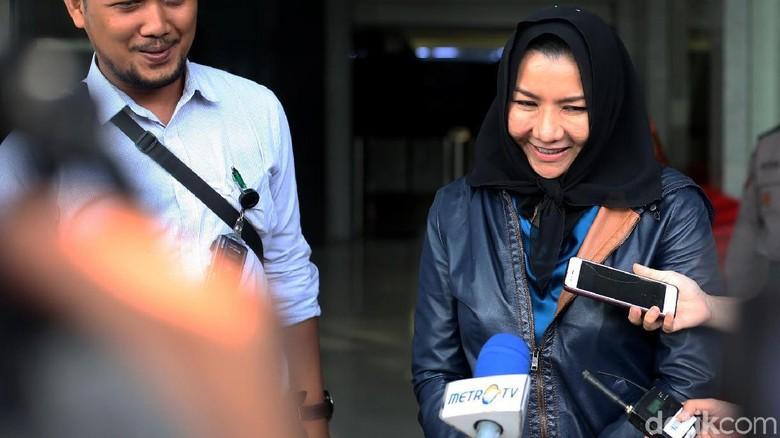 KPK Sita Rumah-Apartemen Rp 70 M Terkait TPPU Eks Bupati Rita