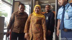 Tiba di PN Tipikor, Khofifah akan Bersaksi di Sidang Suap Jabatan