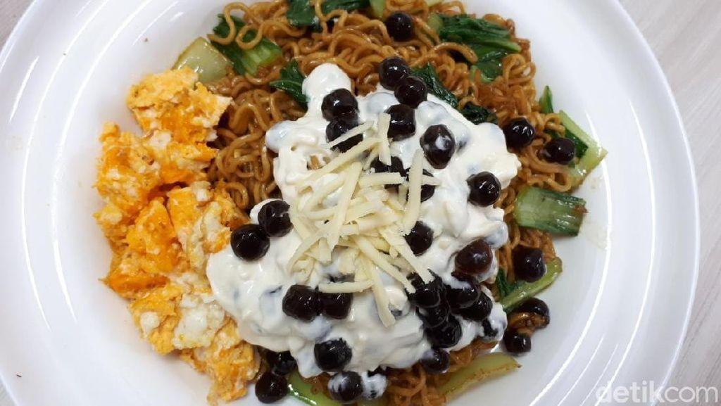 Resep Mie Instan Goreng Boba yang Hits hingga Gaya Kulineran Shafa Harris