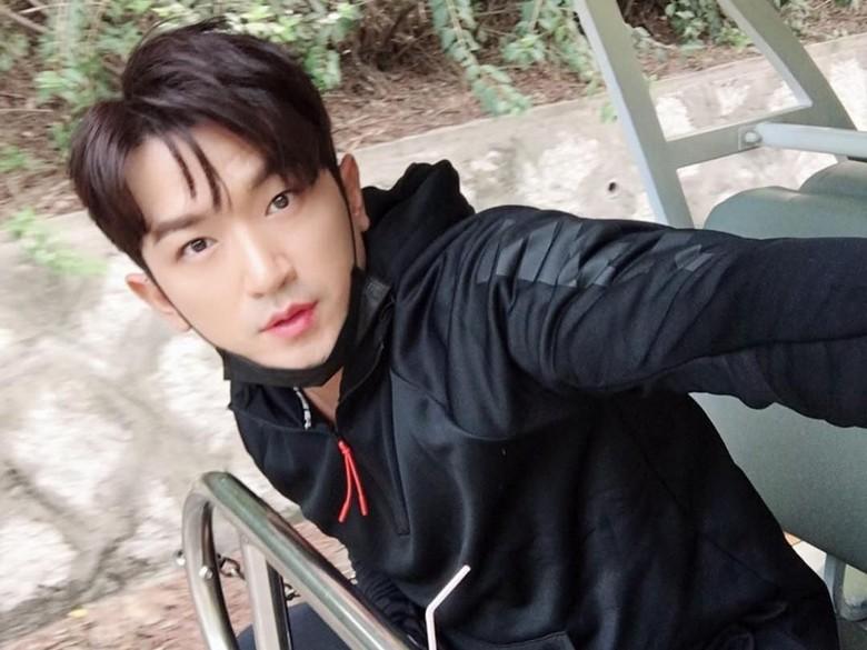 Foto: Minwoo Shinhwa (dok. Instagram)