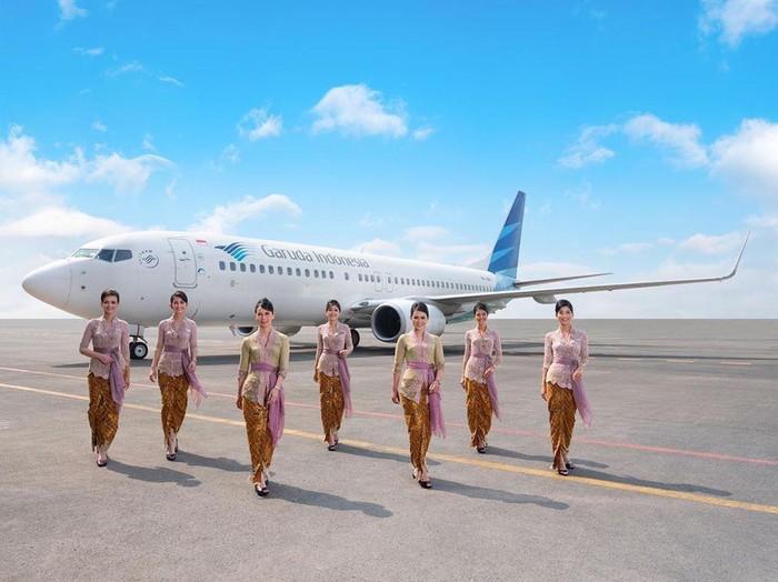 Anne Avantie merancang kebaya untuk seragam baru pramugari Garuda Indonesia. (Foto: Instagram/@anneavantieheart)