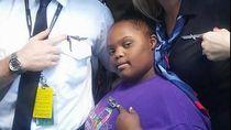 Kisah Remaja Down Syndrome yang Sakit Langka Wujudkan Mimpi Jadi Pramugari
