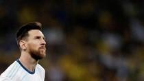 Argentina Minta Kartu Merah Messi di Copa America Dicabut?
