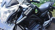 Motor Listrik Rakitan Bandung SDR Masih Pakai Baterai Litesit