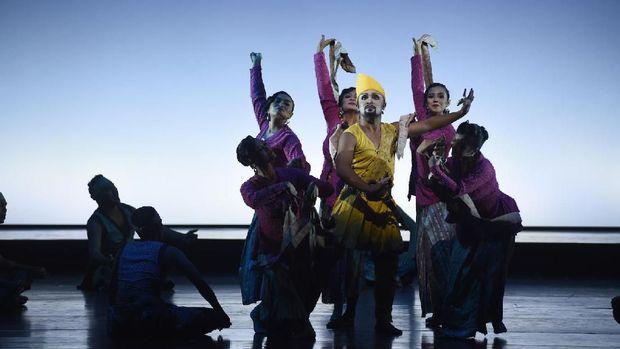 Gerakan dalam Panggung 'I La Galigo' Jadi Elemen Terpenting
