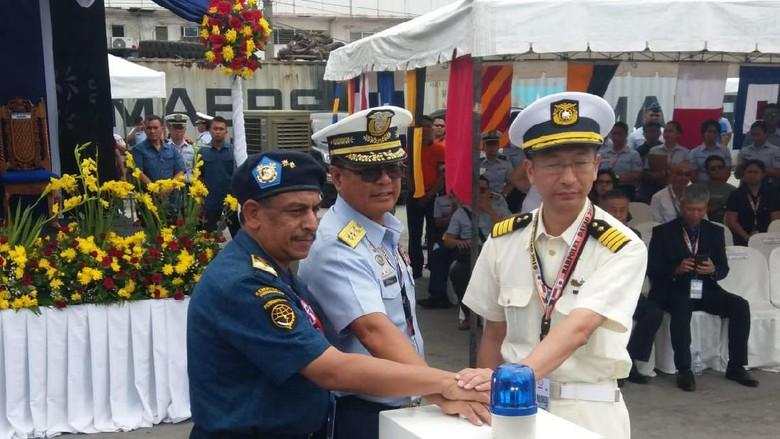 Latihan Bareng Filipina Selesai, Ini Bekal yang Dibawa Pelaut RI