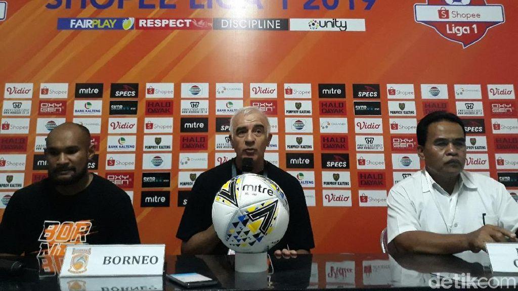 Kemenangan Atas Kalteng Putra Jadi Momentum Borneo FC