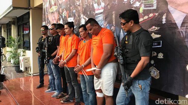 Pelaku penjambretan di Jakarta Barat