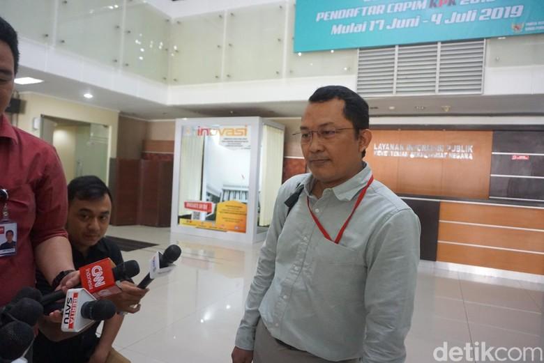 Firli Bahuri Jadi Ketua, Tsani Mundur dari Penasihat KPK