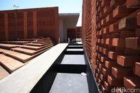 Bangunan masjidnya (Johanes Randy/detikcom)