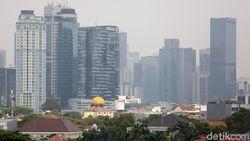Lapan Sebut Polusi DKI Lebih Tinggi dari Bangkok, Dinas LH Beri Data Berbeda