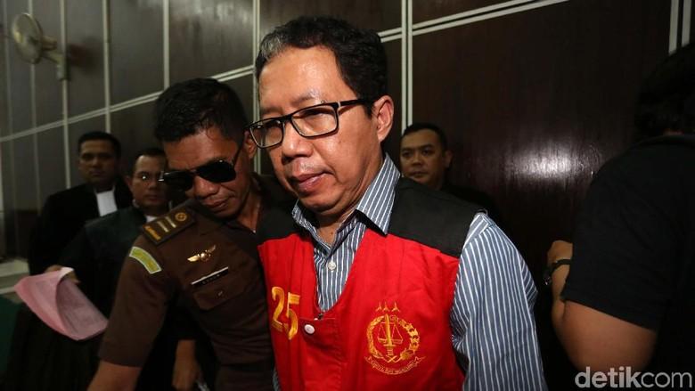 Eks Plt Ketum PSSI Joko Driyono Divonis 1,5 Tahun Penjara