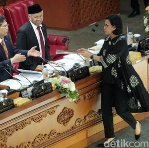 APBN 2019 Masih Sesuai Rencana, Sri Mulyani Tak Ajukan Perubahan