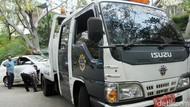 Dishub DKI Siapkan Mobil Derek Atasi Parkir Liar Saat Malam Tahun Baru