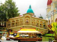 Spot menarik yang ada di Little Venice, Bogor.