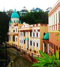 6 Keseruan 'Little Venice', Miniatur Kota Venesia di Bogor