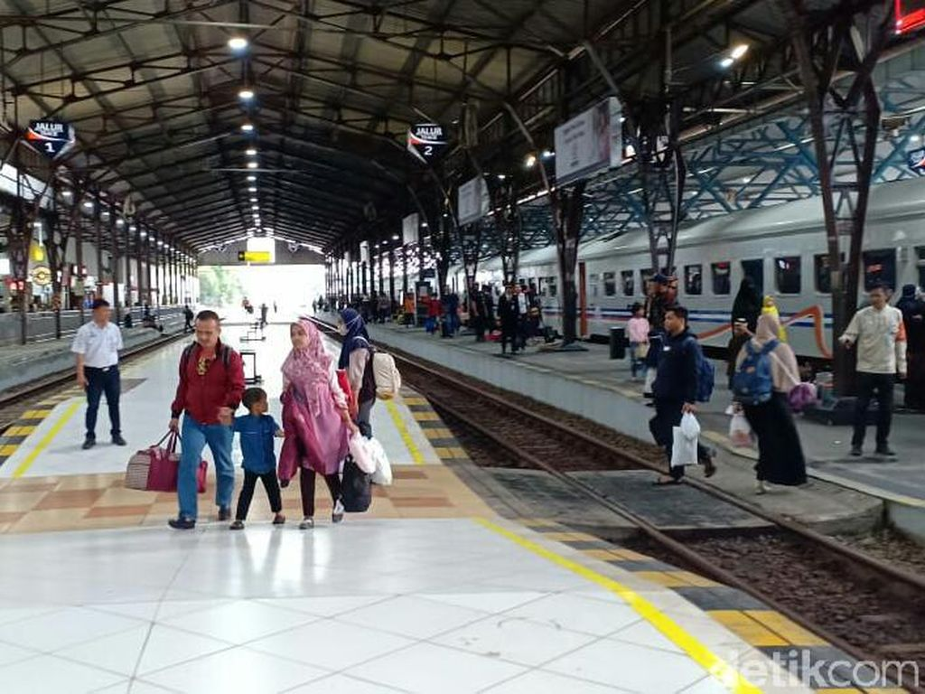 Naik Kereta dari dan ke Purwokerto, Diskon 10 persen