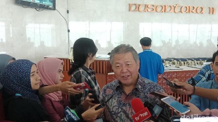 Ketua DPP PDI Perjuangan (PDIP) Hendrawan Supratikno