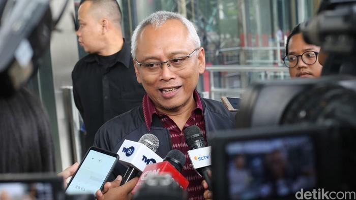 Wakil Ketua Komisi II DPR Arif Wibowo (Foto: Ari Saputra-detikcom)