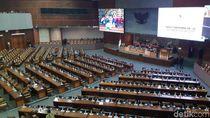 262 Anggota DPR Absen di Rapat Paripurna Hari Ini