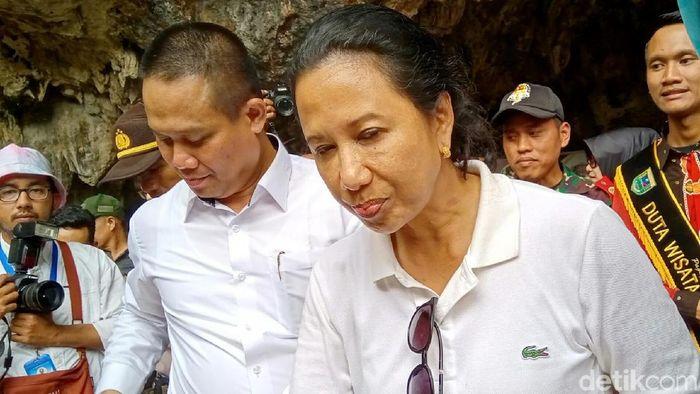 Foto: Menteri BUMN Rini Soemarno (Rinto Heksantoro/detikFinance)