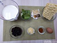 Resep Mie Instan Rebus Boba Berkuah Susu Creamy