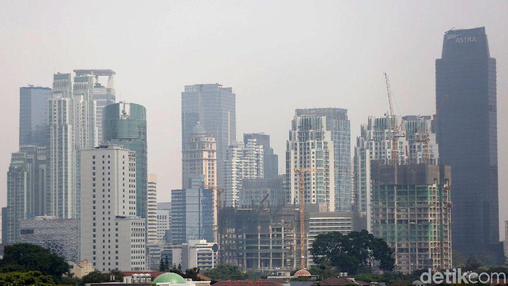 Menteri LHK Sebut Udara Jakarta Tak Sehat, Bisa Berisiko Paru-paru Menua